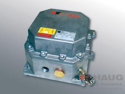 HAUG, High Voltage Power Pack, EN 92 Ex, Explosive Environments