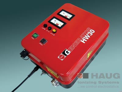 HAUG, HW 30, High Voltage, Charging Generator