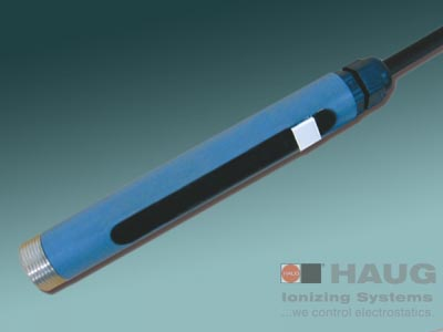 HAUG, HSM LED, Ionization System Optical Mmonitoring